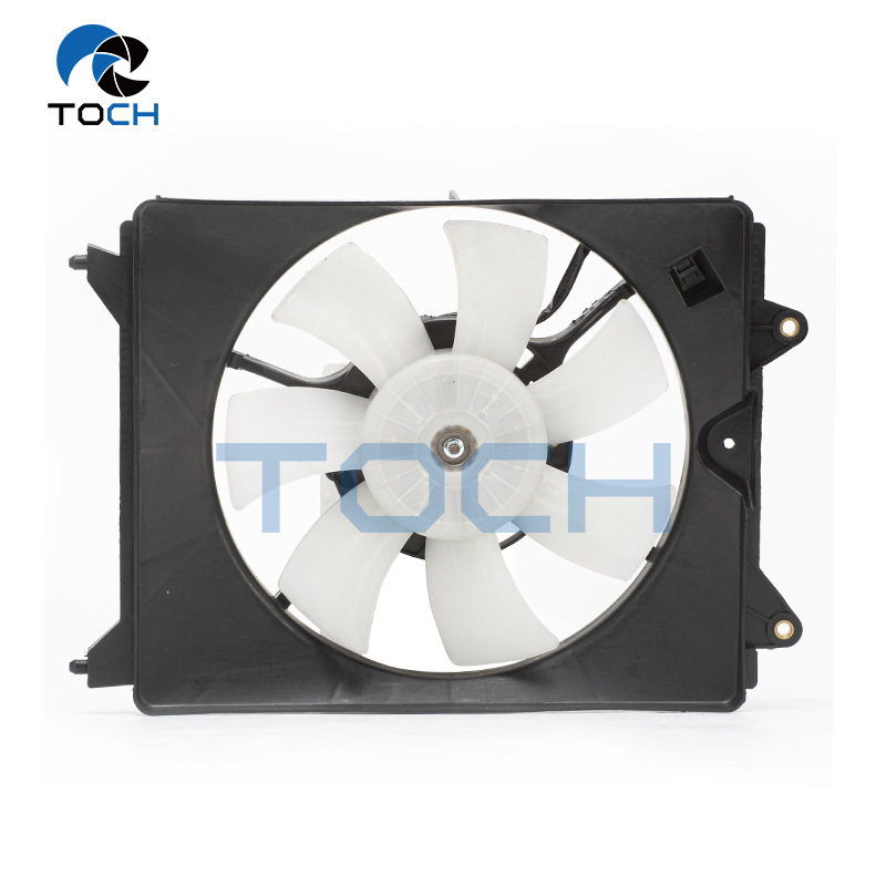 Adapt Patent Technology AC Condenser Radiator Cooling Fan 19030-RSJ-E01/38611-R1A-A01/38615-R1A-A01 For Honda