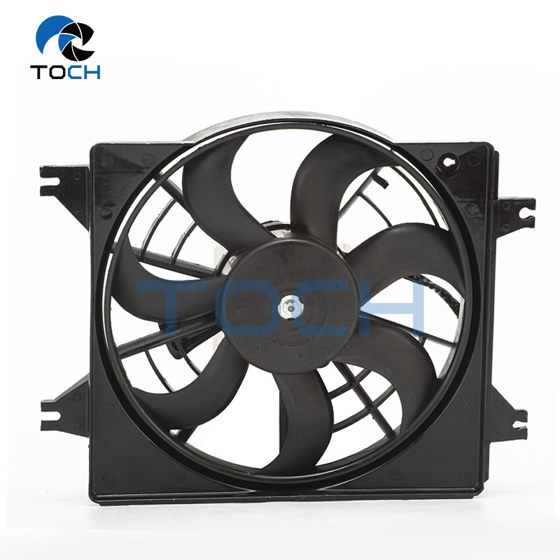 Electric Air Conditioner Cooling Fan Engine Parts 97730-22010/97737-37100/97730-22080 For Hyundai