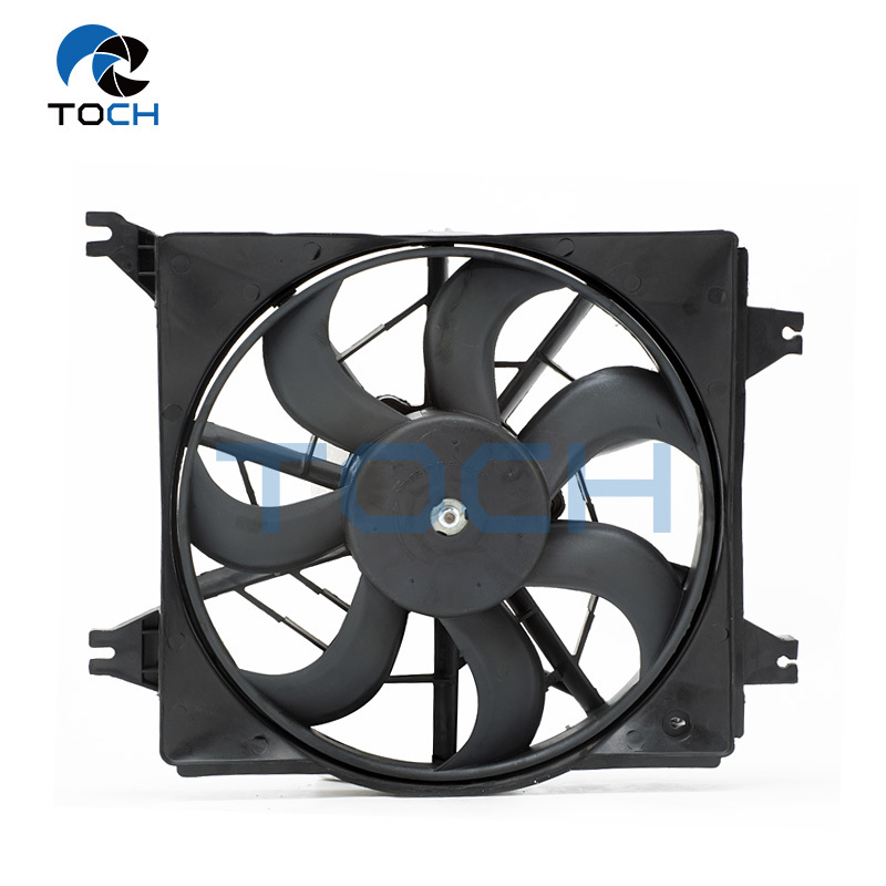 Korean Car Parts Auto Cooling System Replacement Parts Cooling Fan OE No.25380-22500/25380-22000For Hyundai/KIA