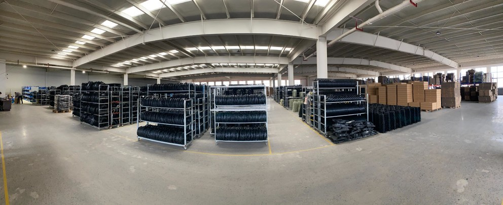 About Our Warehouse---Semi-finished Products