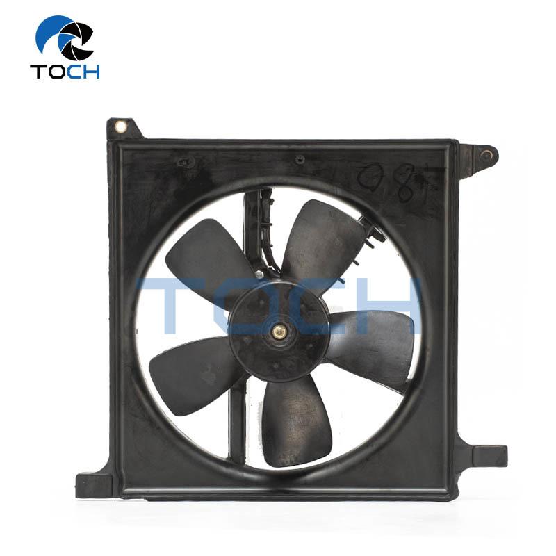 Plastic Blade Auto Radiator Cooling Fan 96353136/96144976 For Daewoo