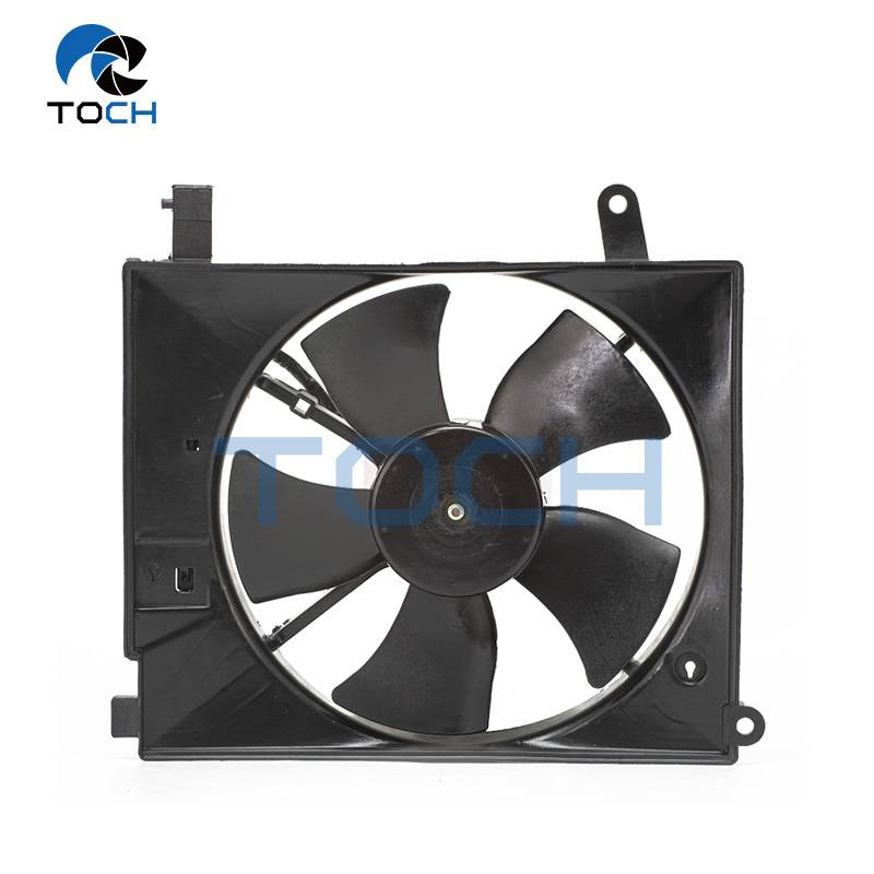 Cooling Fan Assembly Auto Aftermarket Replacement Parts For Daewoo 96351331