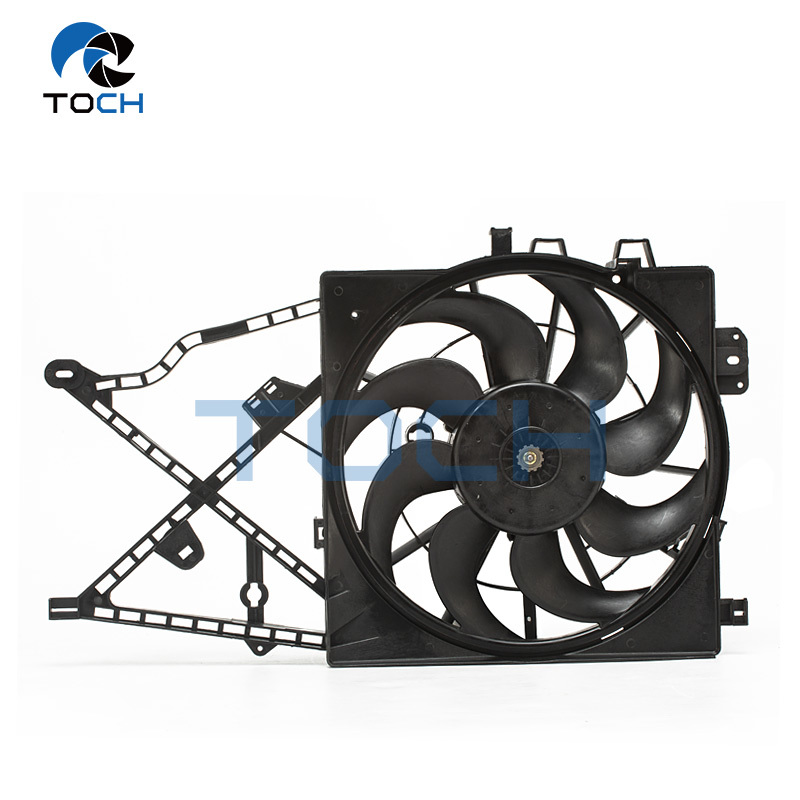 Auto Cooling Fan Complete 1341264/1341159 For Opel