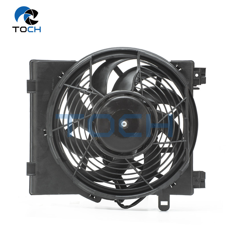 Car Fan Cooling Replacement Parts 1341332 For Opel